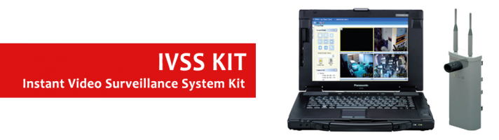 IVSS Kit – Integrated Video Surveillance System Kit