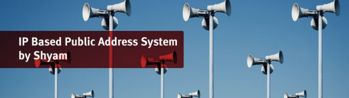 IP PAS: IP Public Address System